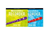 Abracadabra Recorder Lesson Book: Book 1 and 2