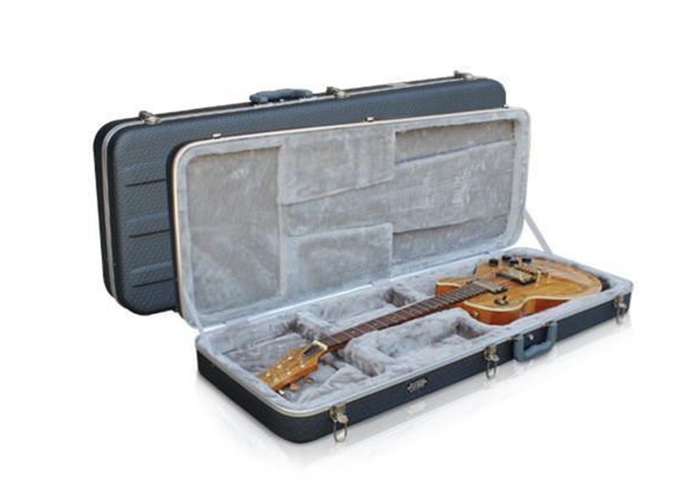 Armour Platinum Rectangle Electric Guitar Case