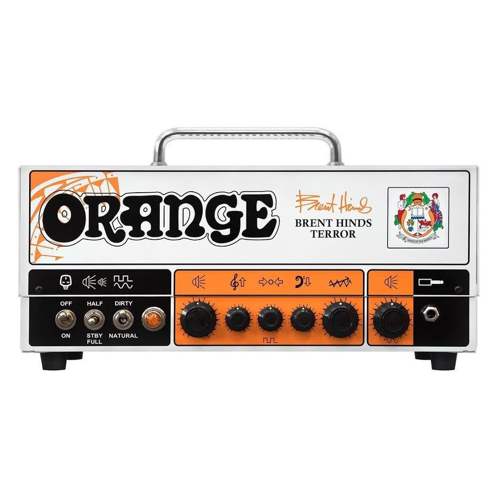 Brent Hinds Terror Valve Amp Head