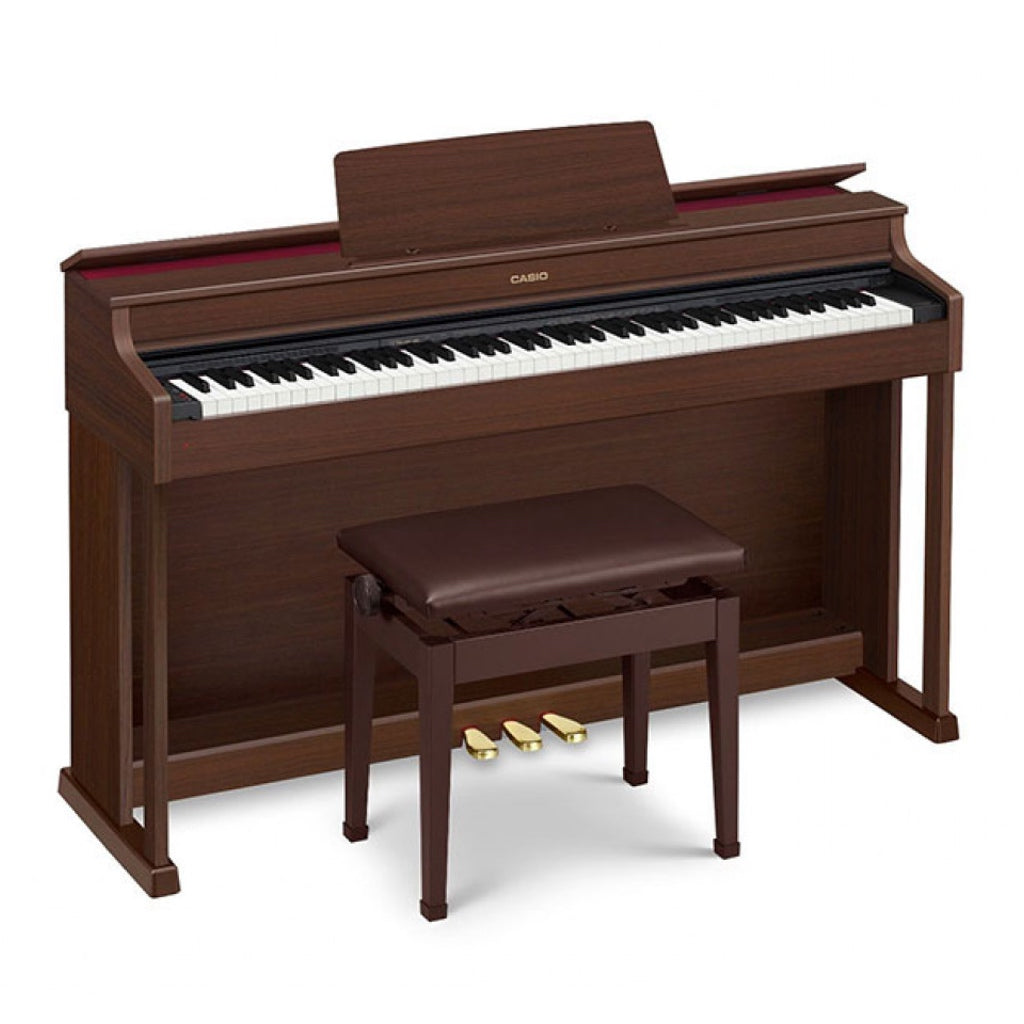 Casio AP-470 Celviano Digital Piano in Brown