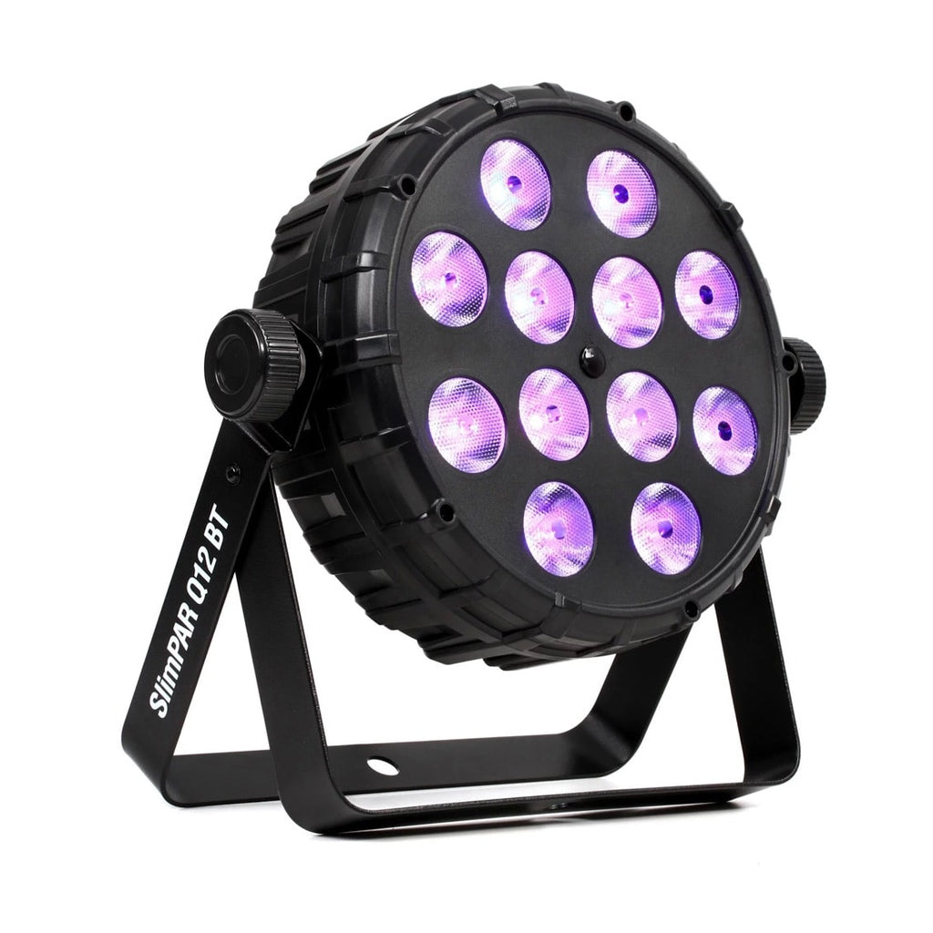 Chauvet SlimPAR Q12BT LED Bluetooth Light
