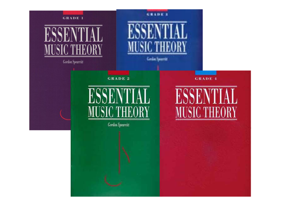 Essential Music Theory - All Grades
