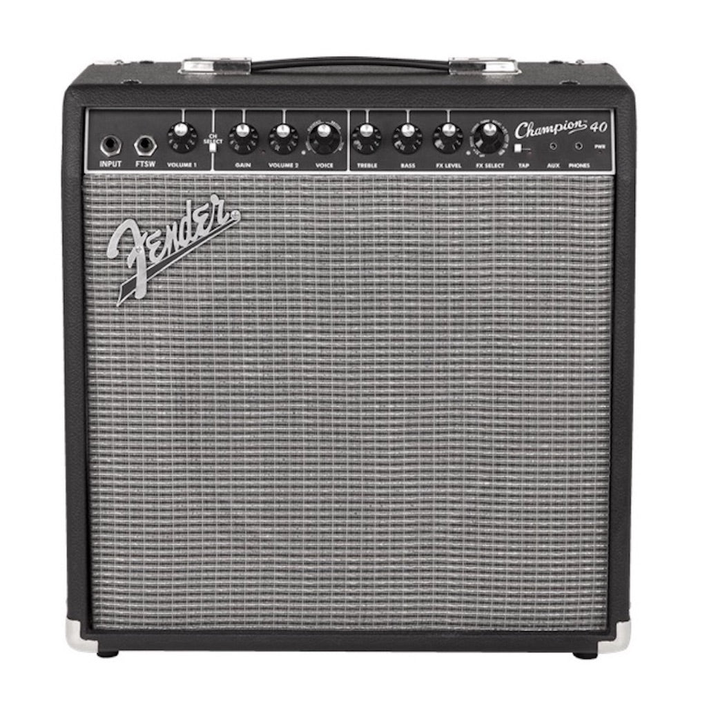 Fender Champion 40-Watt Guitar Amplifier - Music Corner North