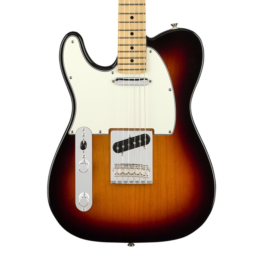 Fender Player Series Telecaster Left-Handed Butterscotch Blonde With Maple Fingerboard