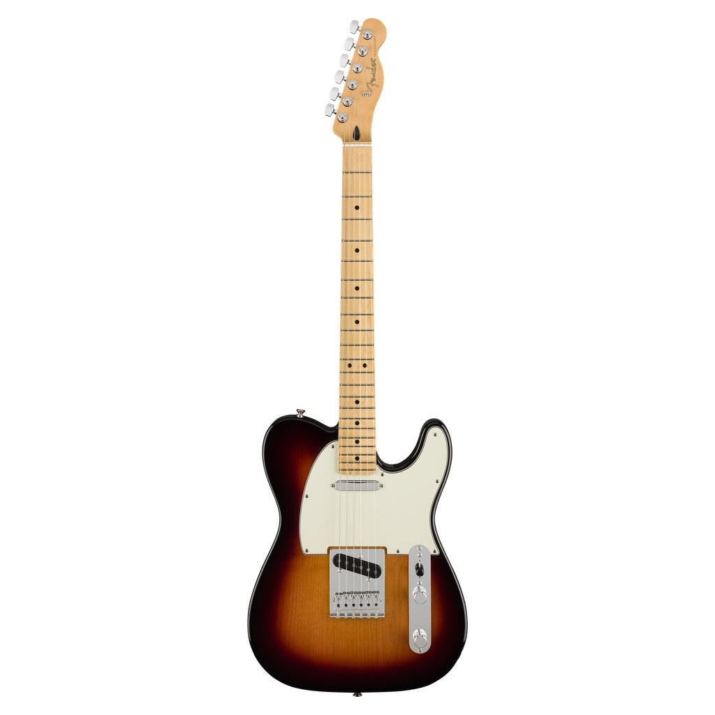 Fender Player Telecaster Black With Maple Fingerboard