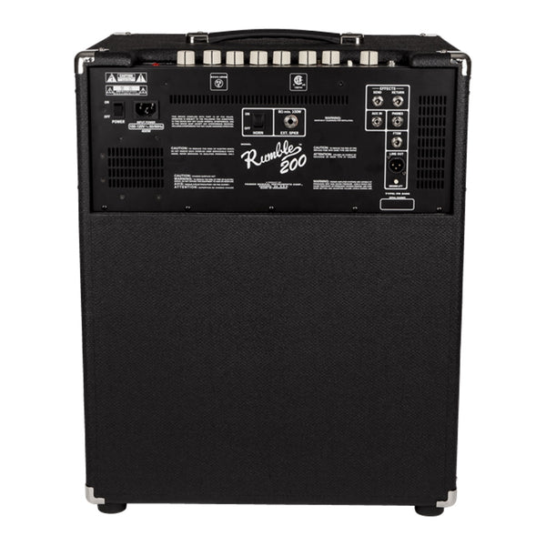 Fender Rumble 200 Bass Amplifier - Music Corner North