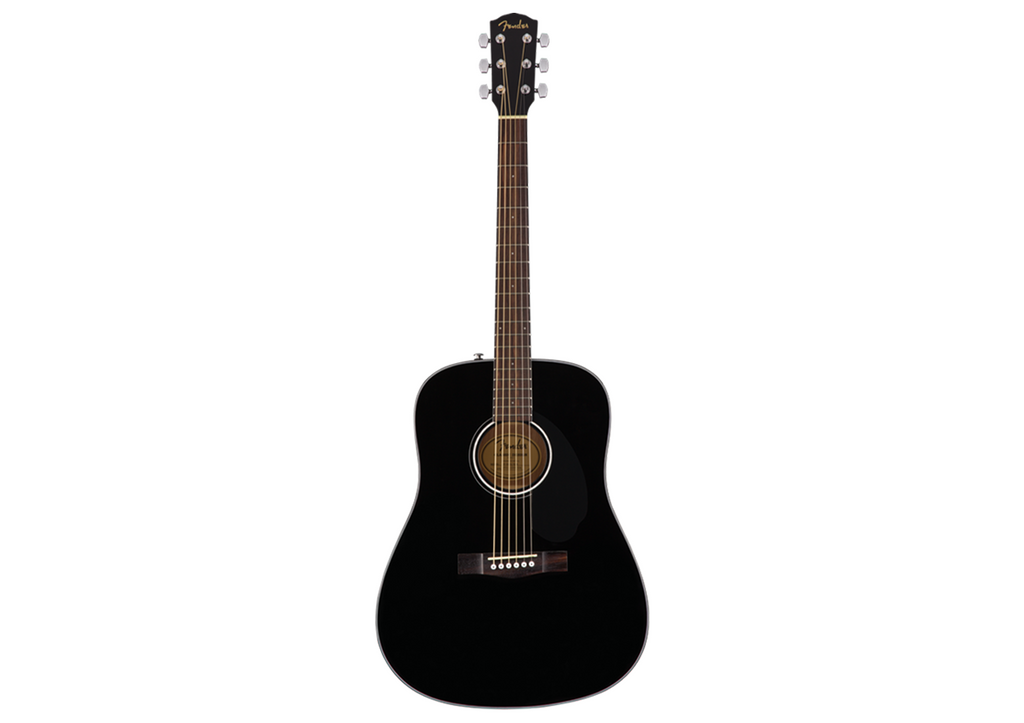 Fender CD-60S Dreadnought Size Acoustic Guitar - Music Corner North