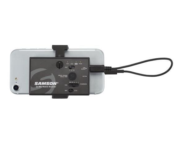 Samson Go Mic Mobile® Lavalier Wireless System