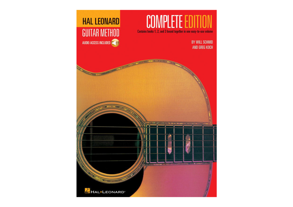 Hal Leonard Guitar Method: Complete Edition