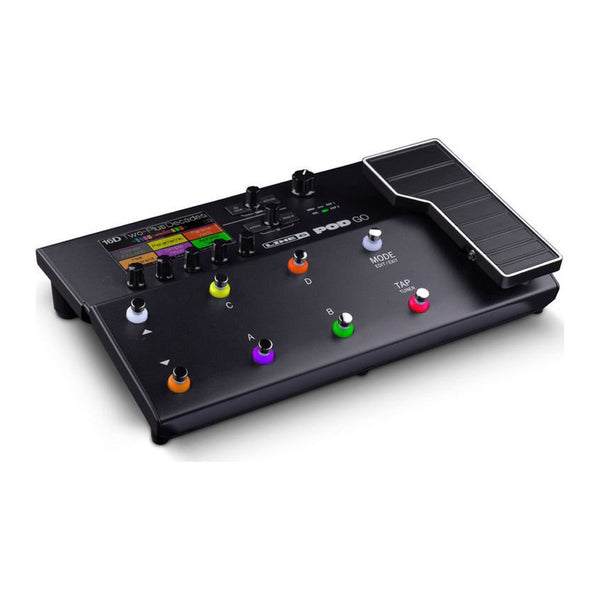 Line 6 POD-Go Multi-Effects Guitar Processor