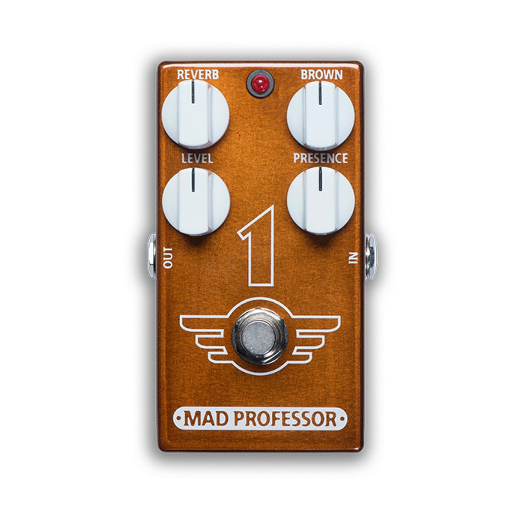 "Mad Professor ""1"" Distortion Pedal"