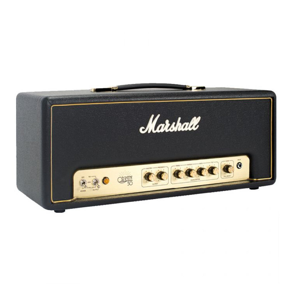 Marshall Origin 50H 50-Watt Valve Amplifier Head