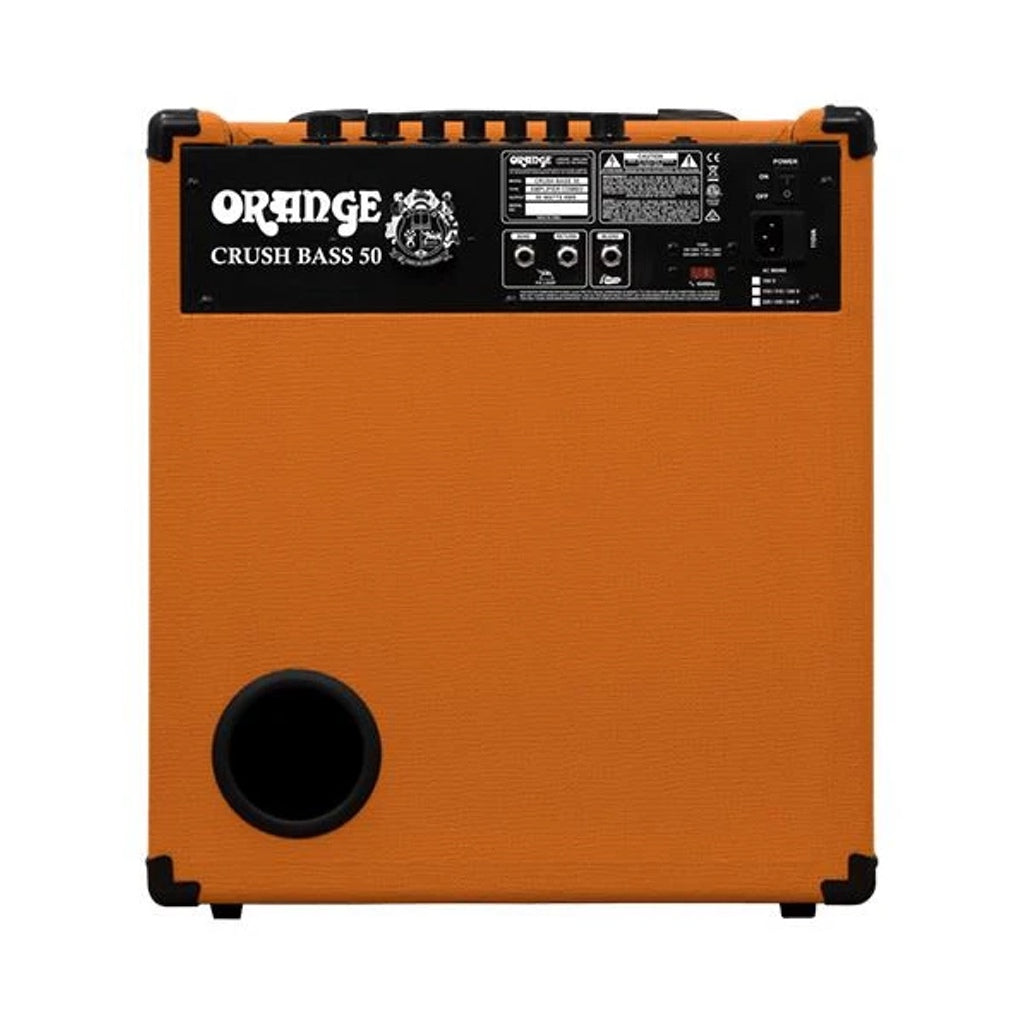Orange Crush 50-Watt Crush Bass Amplifier