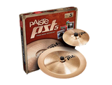 "Paiste Effects Cymbal Pack 18"" China + 10"" Splash"