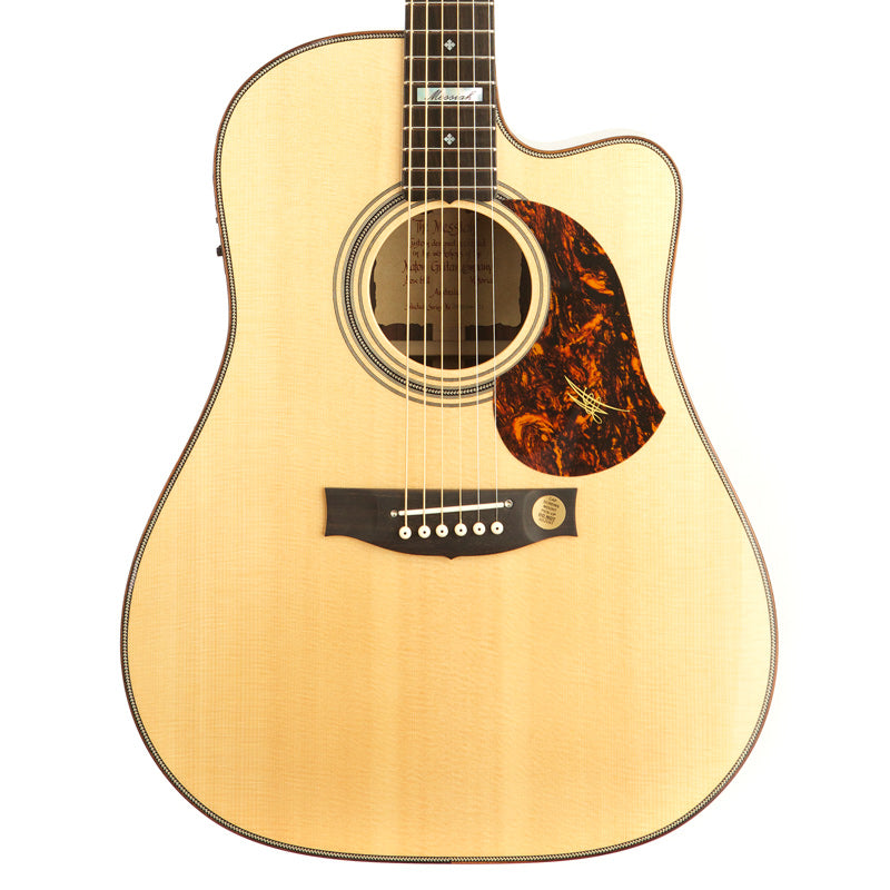 Maton Messiah EM100C Dreadnought Acoustic Guitar