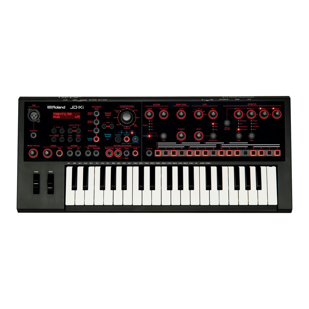 Roland JDXi Synthesiser