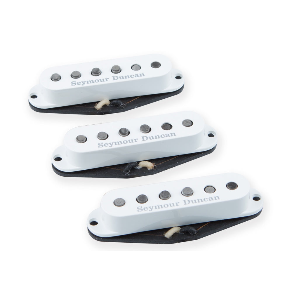 Seymour Duncan Vintage Staggered Strat SSL Pickup Set - White