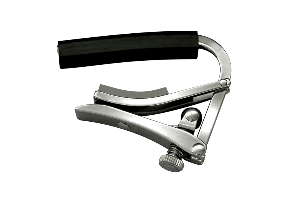 Shubb S1 Deluxe Stainless Steel Acoustic Capo