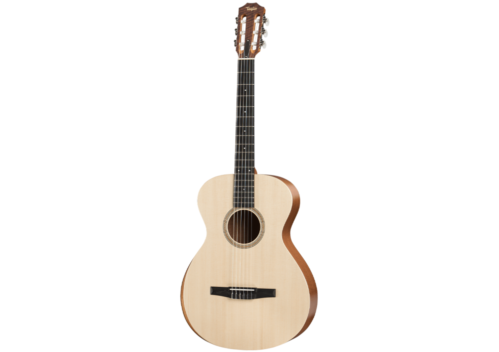 Taylor Academy 12e-N Nylon String Grand Concert Acoustic Guitar - Music Corner North