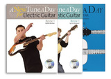 A New Tune a Day Guitar: Lesson Books