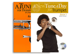 A New Tune a Day Trumpet: Lesson and Performance Books
