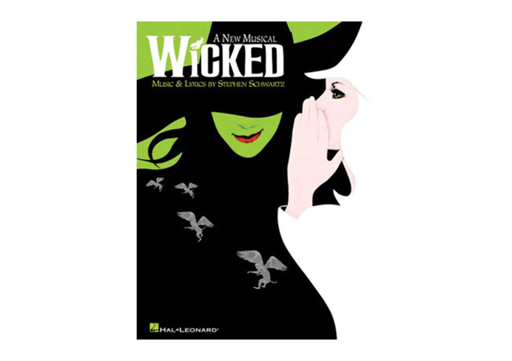 Wicked A New Musical - Piano/Vocal Selections