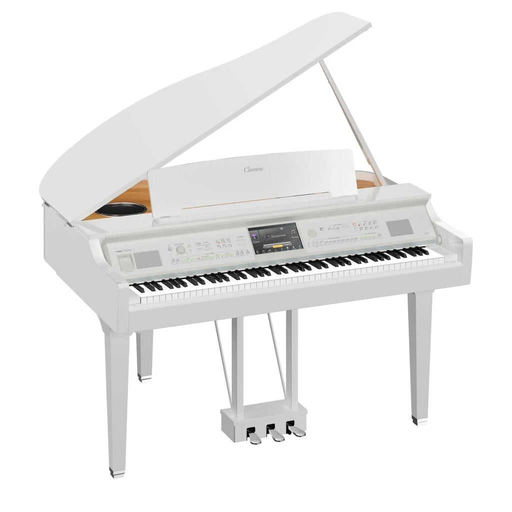 Yamaha Clavinova CVP-809GP Mini Grand Digital Piano