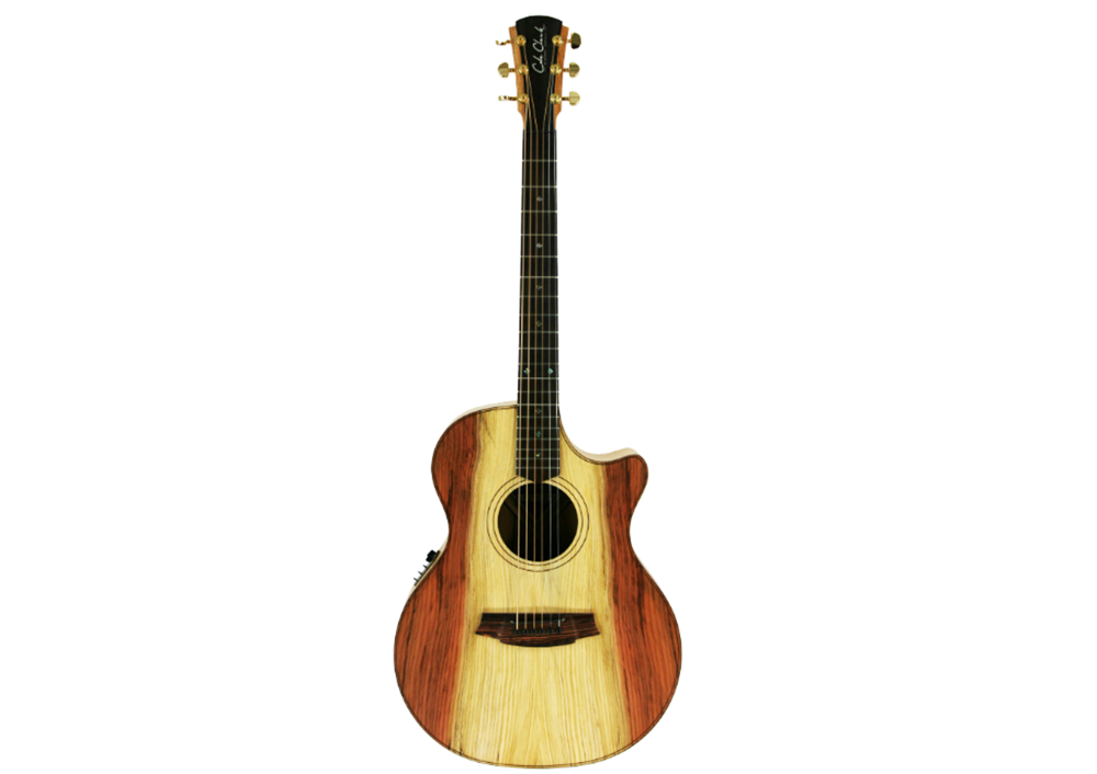 Cole Clark Angel 2 - Redwood Top with Mahogany Back and Sides