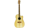 Cole Clark Fat Lady 2 - Bunya Top and Blackwood Sides - Music Corner North
