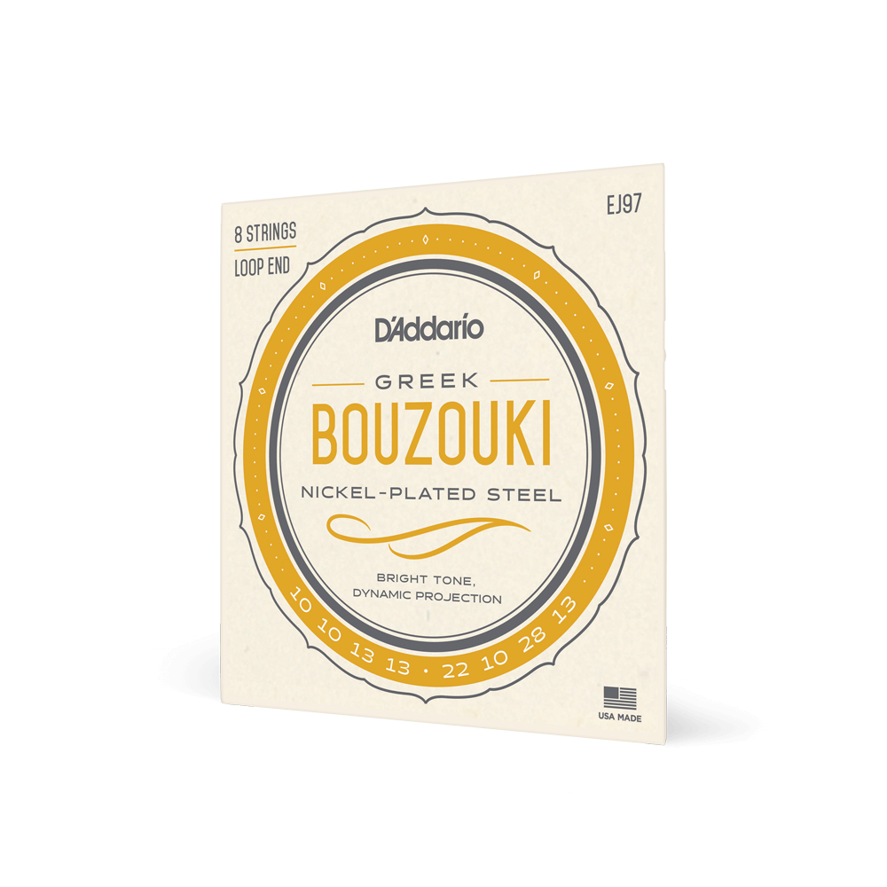 D'Addario Greek Bouzouki 4-String Set