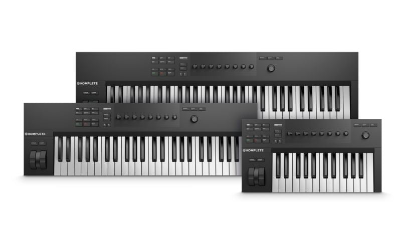 Native Instruments Komplete Kontrol A49 Controller Keyboard