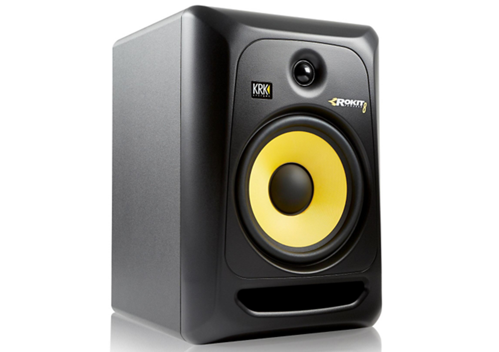 KRK Rokit 8 G3 Powered Studio Monitor