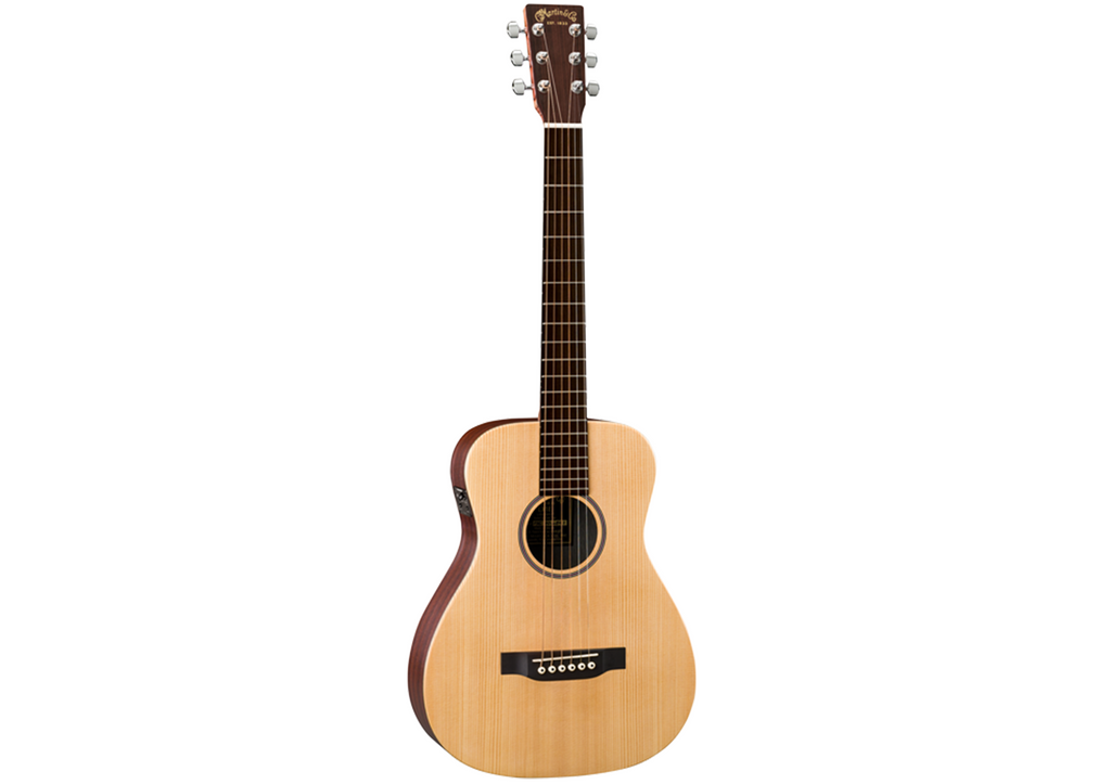 Martin LX1E Little Martin Acoustic Guitar with Pickup