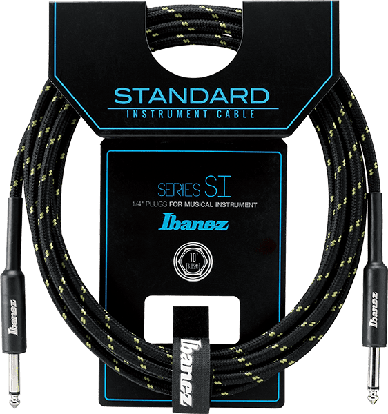 Ibanez SI20 Woven Guitar Cable 20 Foot