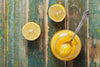 Honeyed Meyer Lemon Curd