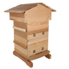 Cedar Warre Hive with optional windows