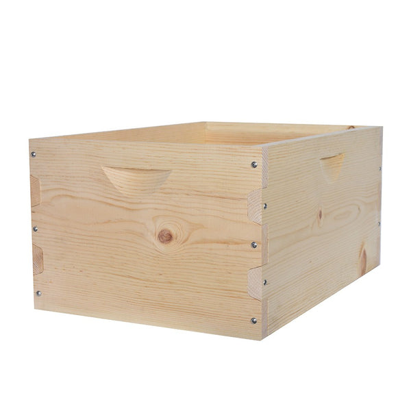Sugar pine deep hive box