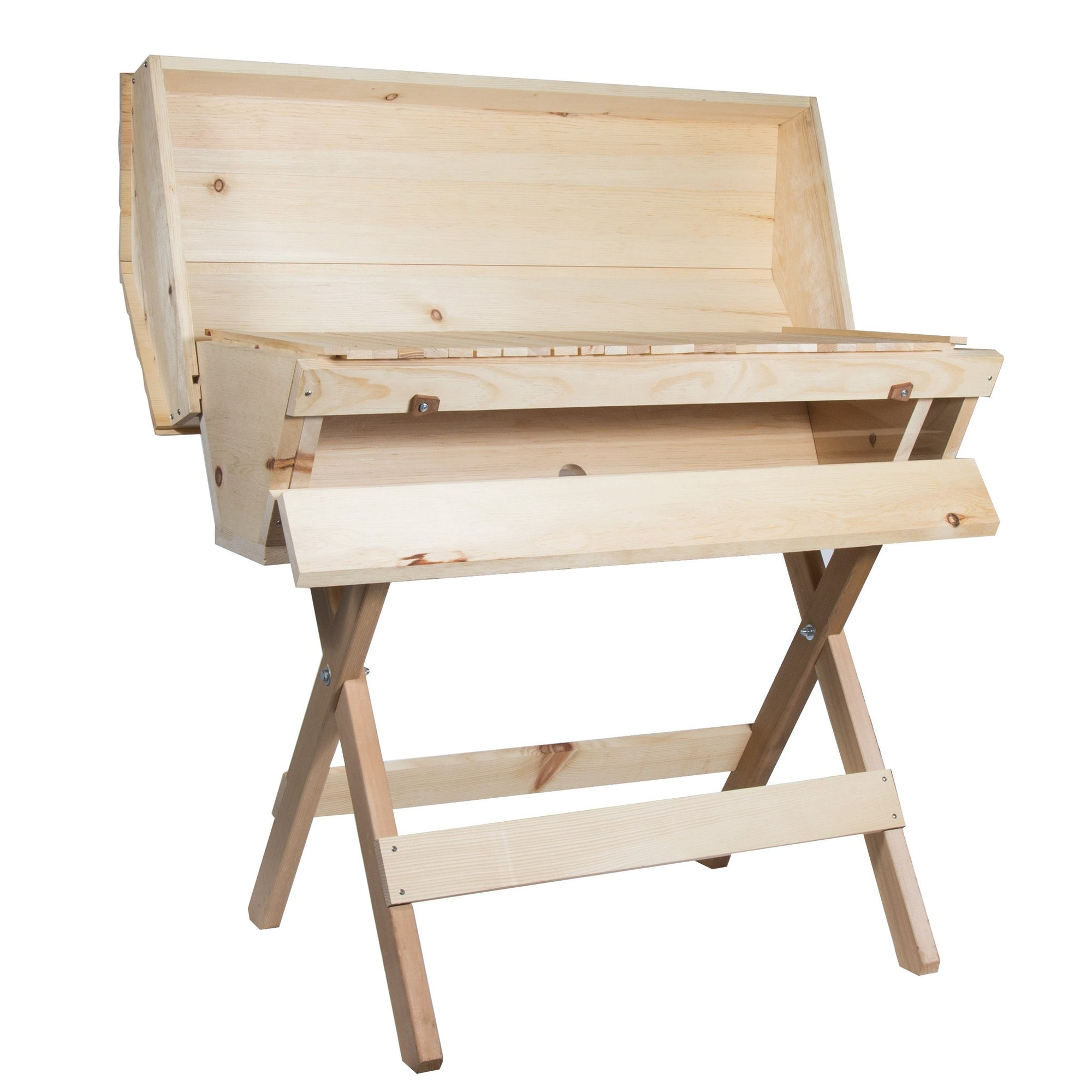 Top Bar Hive for Sale - Sugar Pine - Bee Thinking