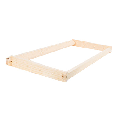 Foundationless medium frame