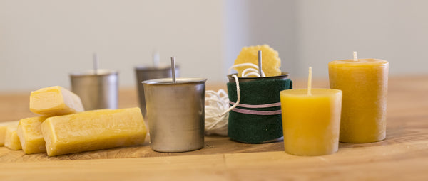 Votive Candle Making Workshop