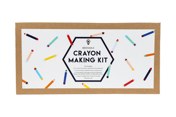 Beeswax Crayon Making Kit