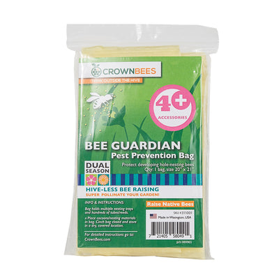Mason Bee Pest Prevention Bag