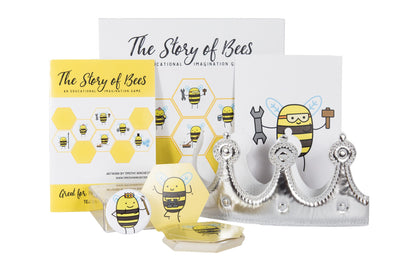 The Story of Bees Game Girl Next Door Honey