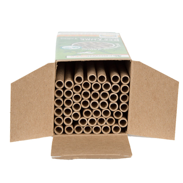 Summer Nesting Tubes Leafcutter Bees