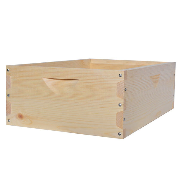Sugar pine medium hive box
