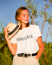 Load image into Gallery viewer, SUNSEEKER ECO FRIENDLY T-SHIRT