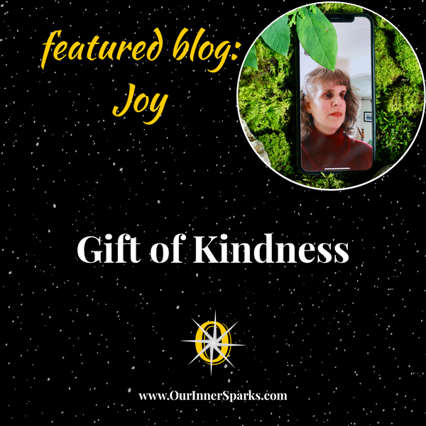Featured Blog - Joy - Kindness is a great gift, share it and pay it forward