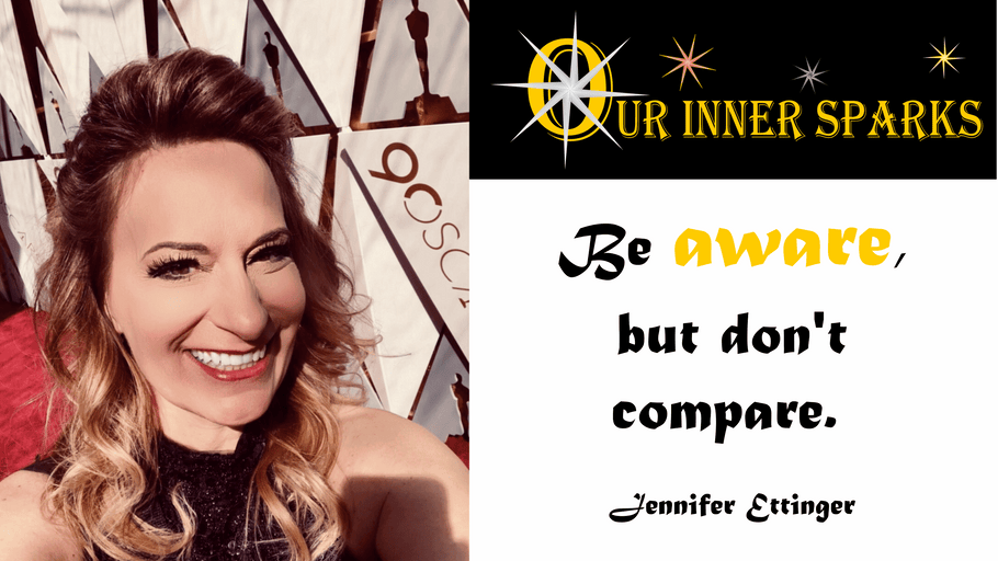 Jennifer Ettinger - Rocking Life & Media In Style - Our Inner Sparks - Featured Stories (Episode 18)