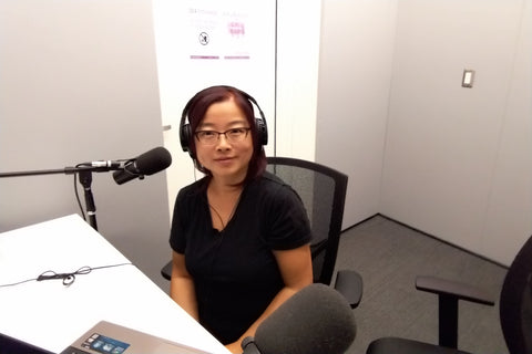 Our Inner Sparks Podcast Host Founder Lily Yan