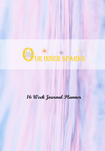 Journal Planner for Self-Actualization & Self-Care
